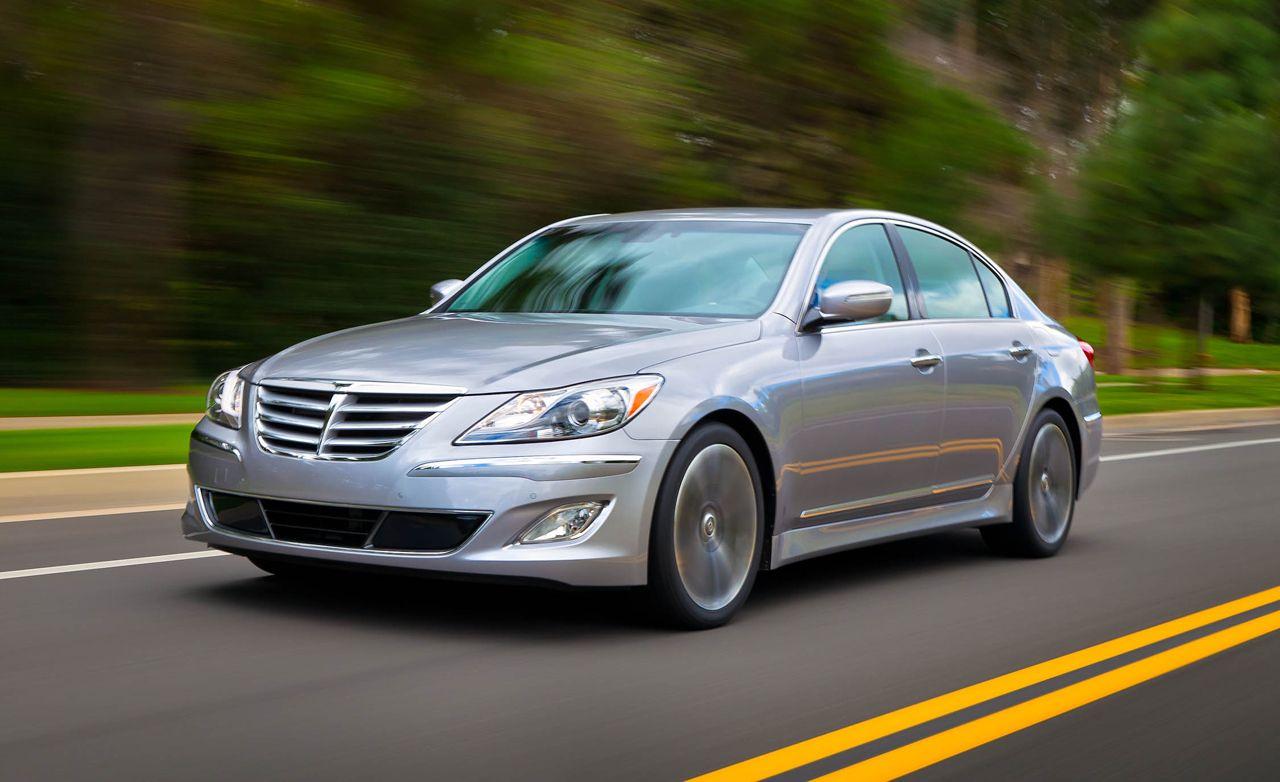 Hyundai genesis r spec 5 0 sedan test ndash review ndash car and driver