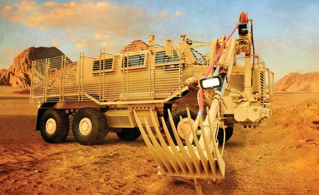 2012 10Best: 10Best Military Vehicles