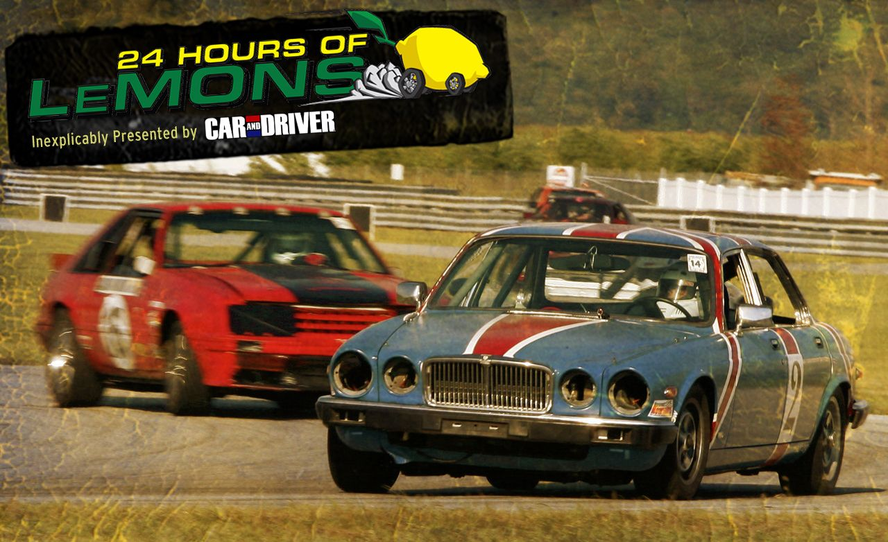 24 Hours of LeMons: Inexplicably Presented by Car and Driver