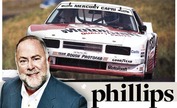 John Phillips: One Superfast Summer as a Superslow PR Guy