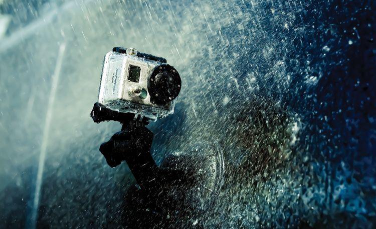 Shoot 'Em Up: High-Def Action Video Camera Test