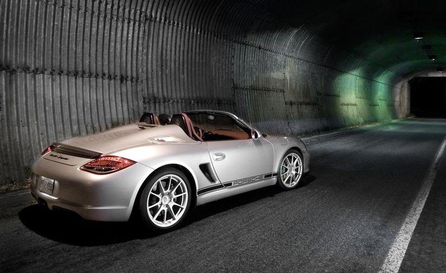2013 Porsche Boxster S (spy photo) - Slide 18
