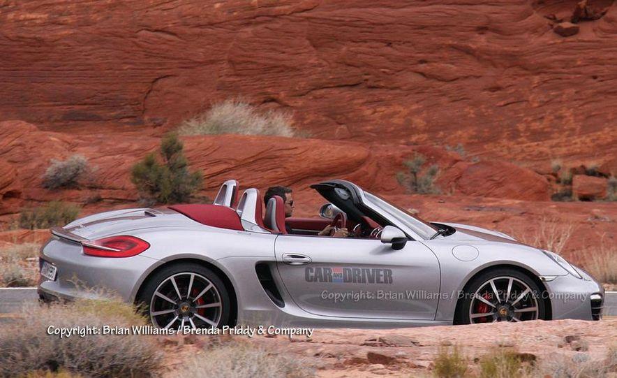 2013 Porsche Boxster S (spy photo) - Slide 3