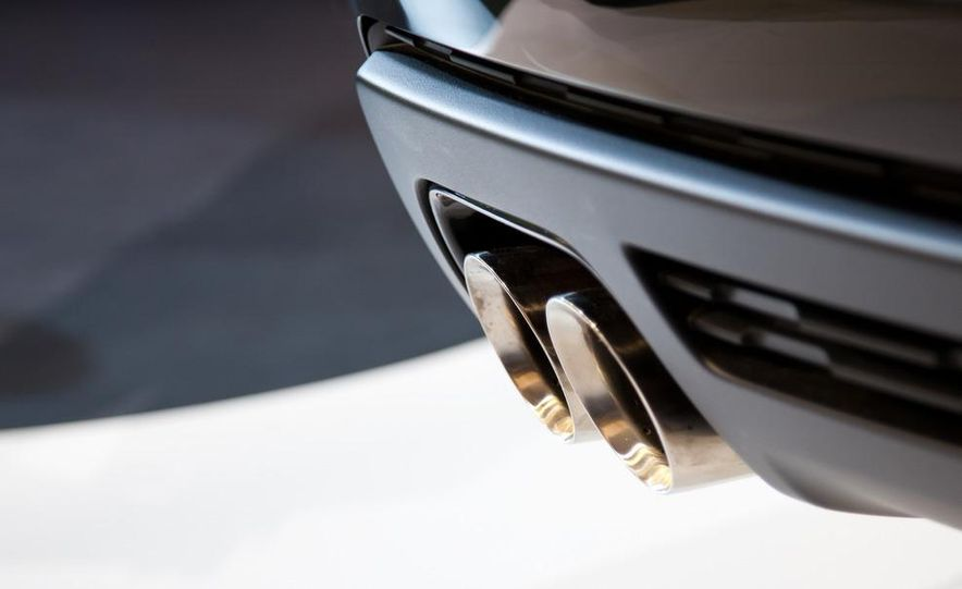 2013 Chevrolet Camaro ZL1 convertible - Slide 11