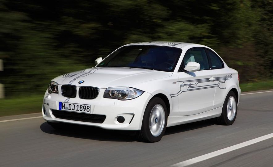 2012 BMW ActiveE - Slide 1