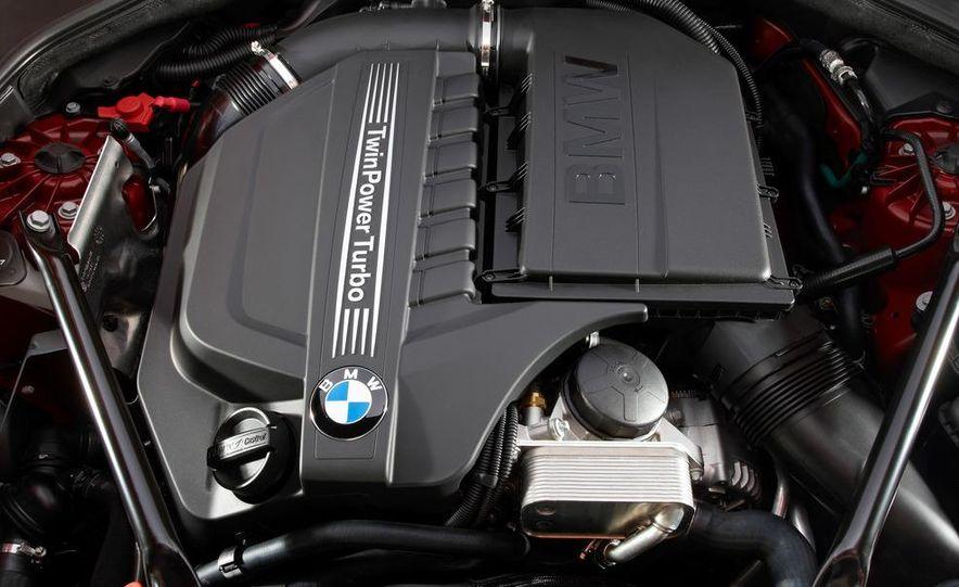 2012 BMW 640i coupe - Slide 6