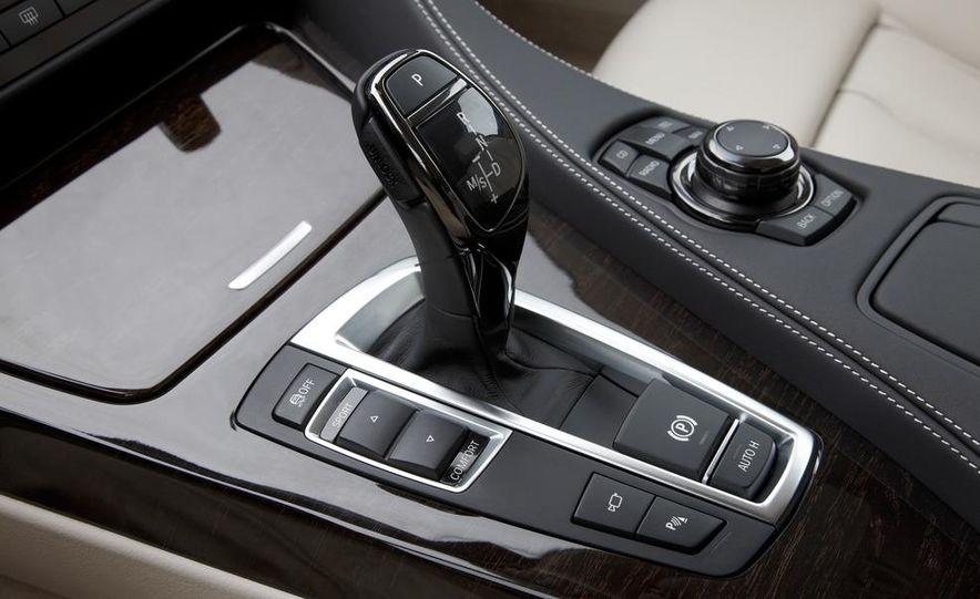 2012 BMW 640i coupe - Slide 31