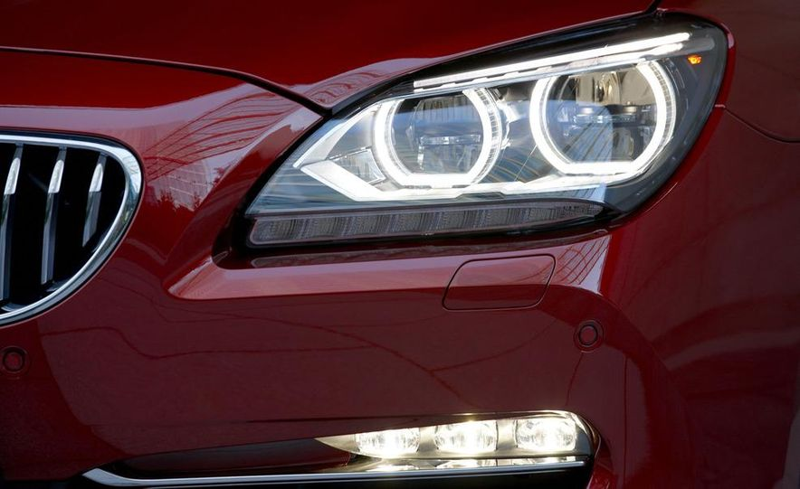 2012 BMW 640i coupe - Slide 12