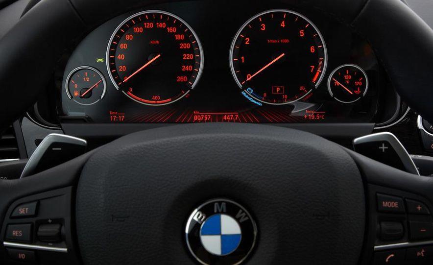 2012 BMW 640i coupe - Slide 27