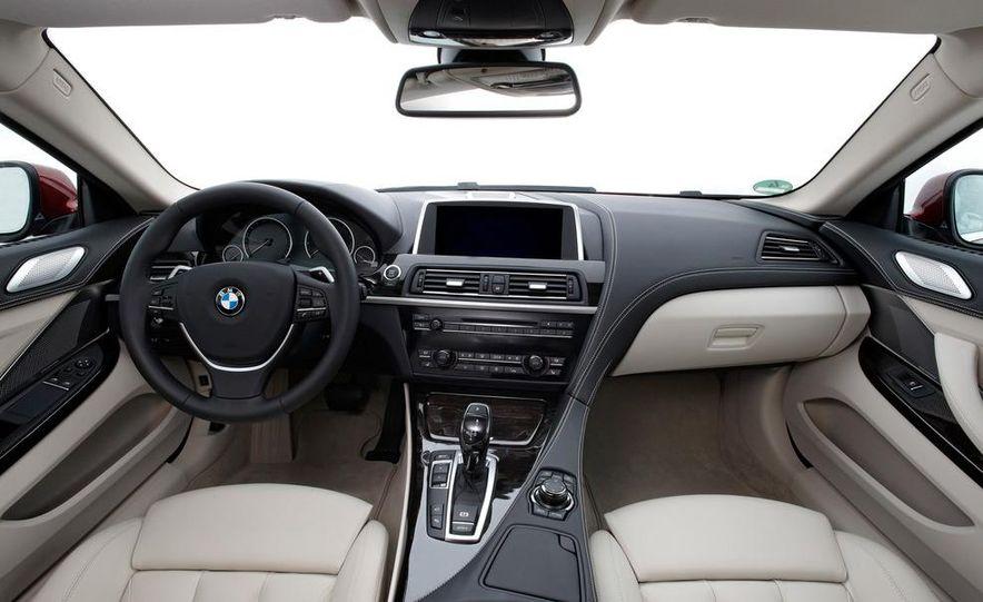 2012 BMW 640i coupe - Slide 7