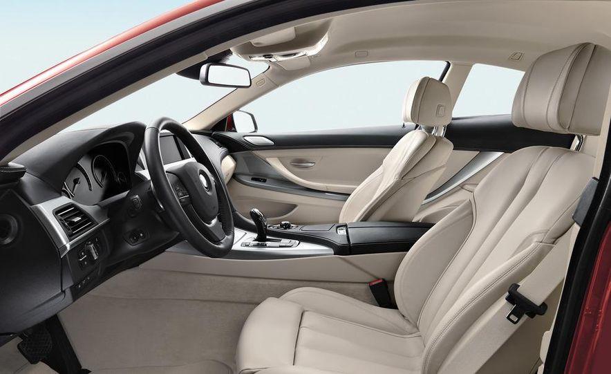 2012 BMW 640i coupe - Slide 19