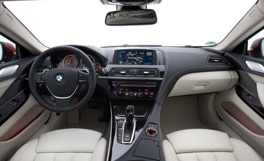2012 BMW 640i coupe - Slide 21