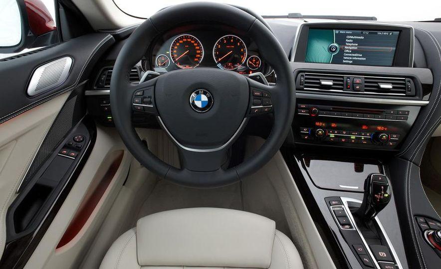 2012 BMW 640i coupe - Slide 22