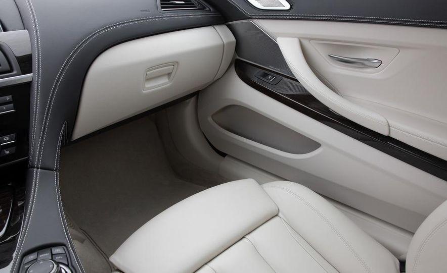 2012 BMW 640i coupe - Slide 23
