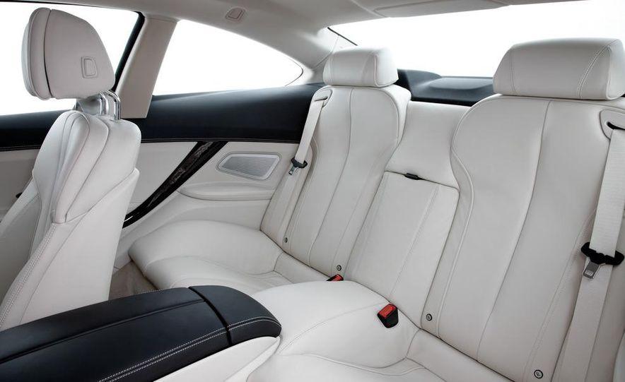 2012 BMW 640i coupe - Slide 24