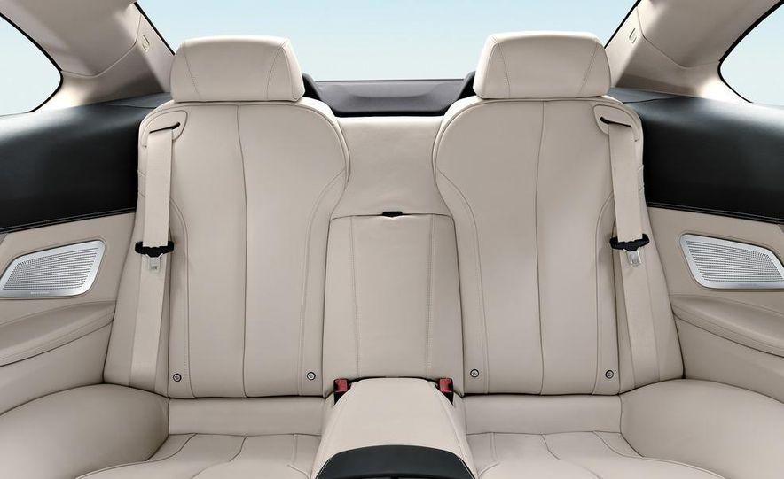 2012 BMW 640i coupe - Slide 25