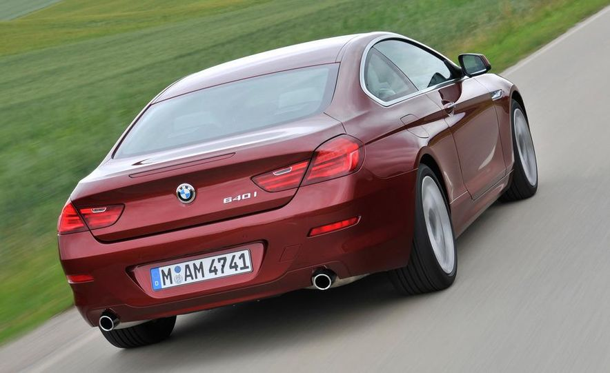 2012 BMW 640i coupe - Slide 4