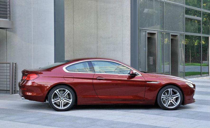 2012 BMW 640i coupe - Slide 8