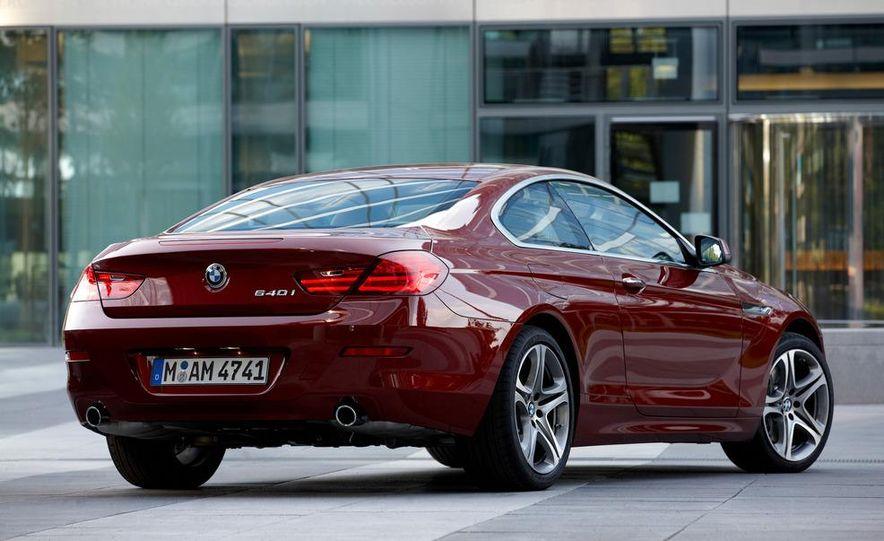 2012 BMW 640i coupe - Slide 9