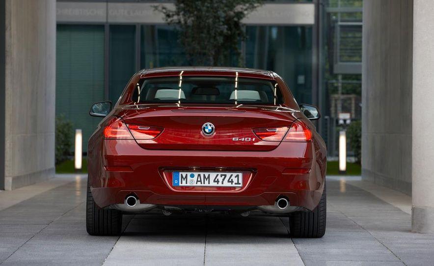 2012 BMW 640i coupe - Slide 10