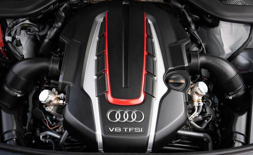 2013 Audi S8 - Slide 20
