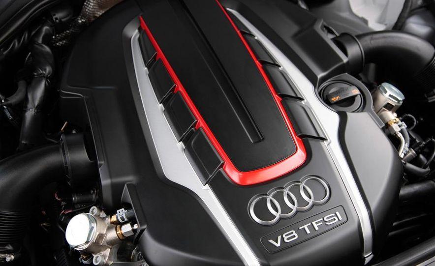 2013 Audi S8 - Slide 21