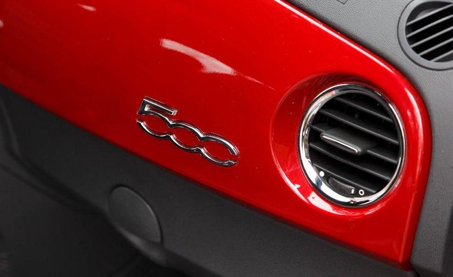 2012 Fiat 500 Sport - Slide 48