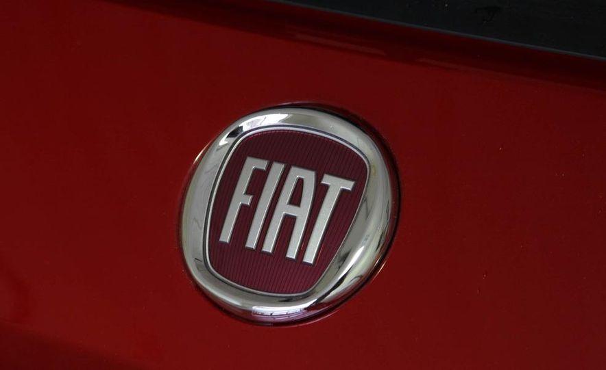 2012 Fiat 500 Sport - Slide 32