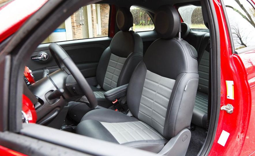 2012 Fiat 500 Sport - Slide 35