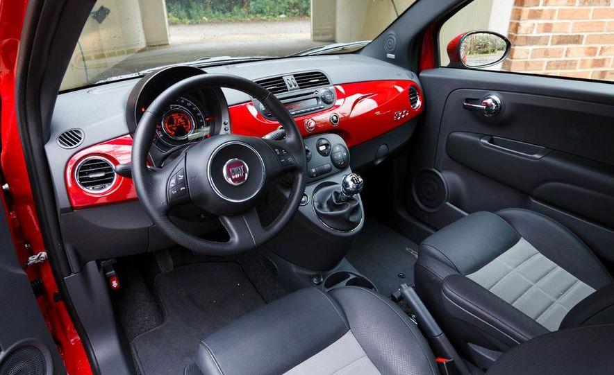 2012 Fiat 500 Sport - Slide 36
