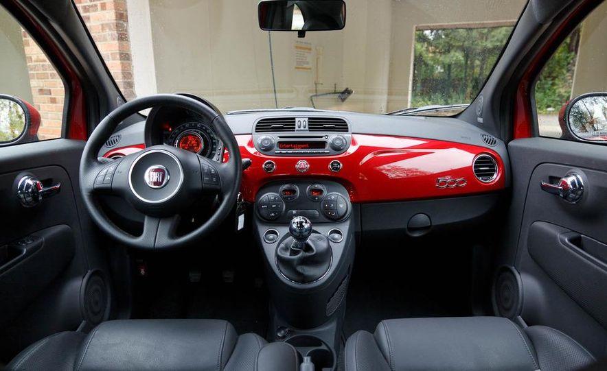 2012 Fiat 500 Sport - Slide 39