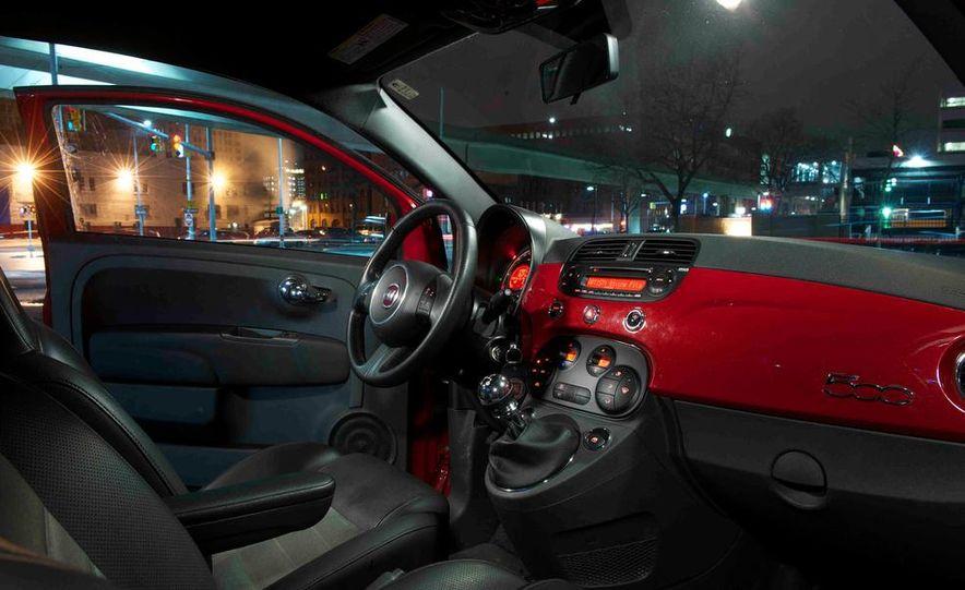 2012 Fiat 500 Sport - Slide 14