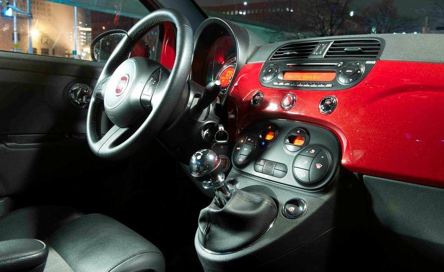 2012 Fiat 500 Sport - Slide 15