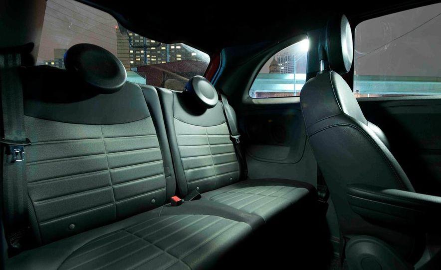 2012 Fiat 500 Sport - Slide 17