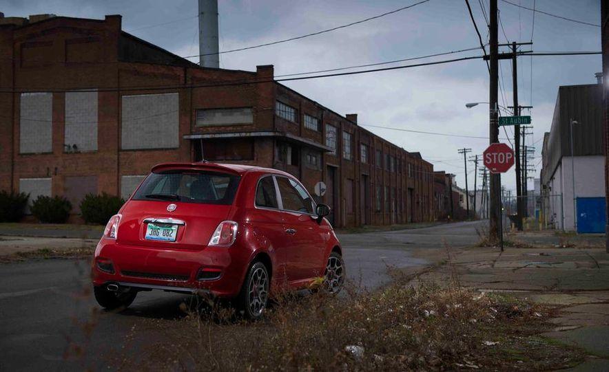2012 Fiat 500 Sport - Slide 4