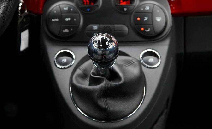 2012 Fiat 500 Sport - Slide 46