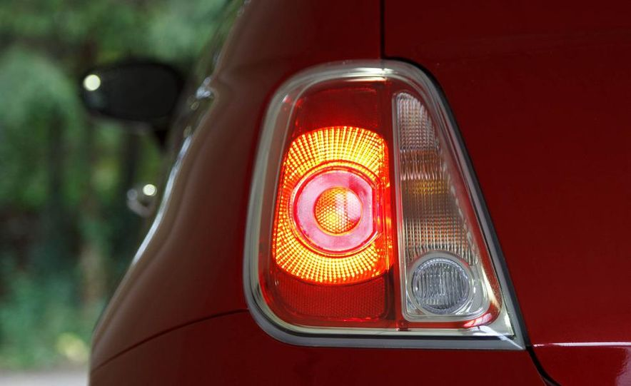 2012 Fiat 500 Sport - Slide 34