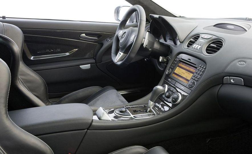 2014 Mercedes-Benz SLS AMG Black Series (spy photo) - Slide 27