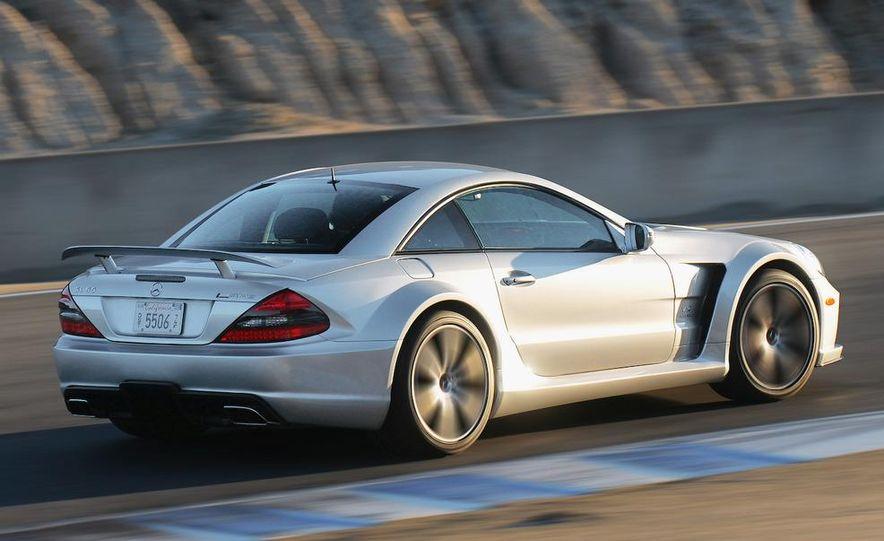 2014 Mercedes-Benz SLS AMG Black Series (spy photo) - Slide 26