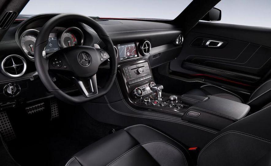 2014 Mercedes-Benz SLS AMG Black Series (spy photo) - Slide 20