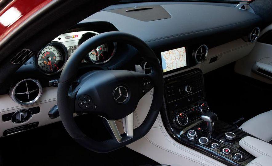 2014 Mercedes-Benz SLS AMG Black Series (spy photo) - Slide 21