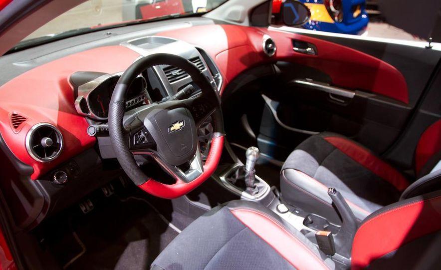 Chevrolet Cruze Z-Spec concept - Slide 6