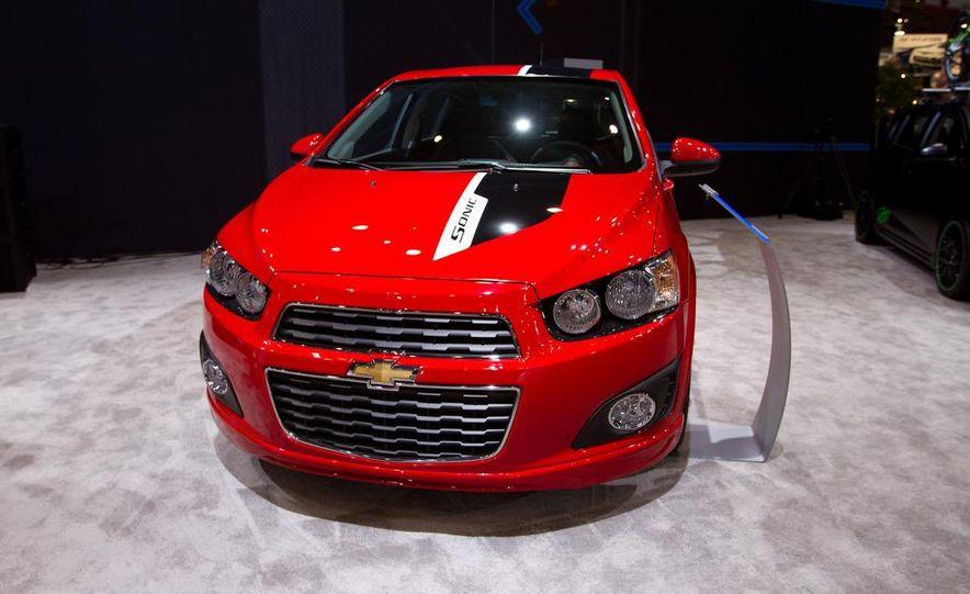 Chevrolet Cruze Z-Spec concept - Slide 3