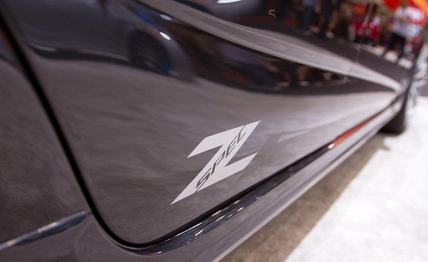 Chevrolet Cruze Z-Spec concept - Slide 14