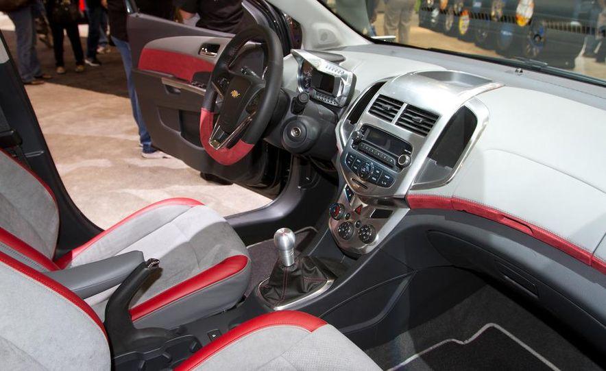 Chevrolet Cruze Z-Spec concept - Slide 16