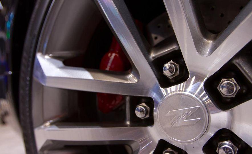 Chevrolet Cruze Z-Spec concept - Slide 15