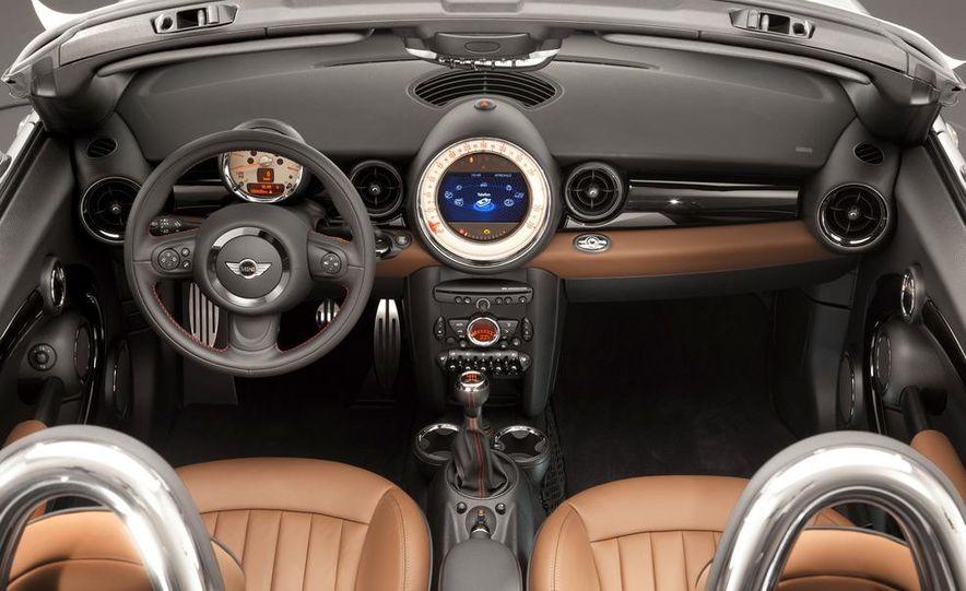2012 Mini Cooper S Roadster - Slide 23