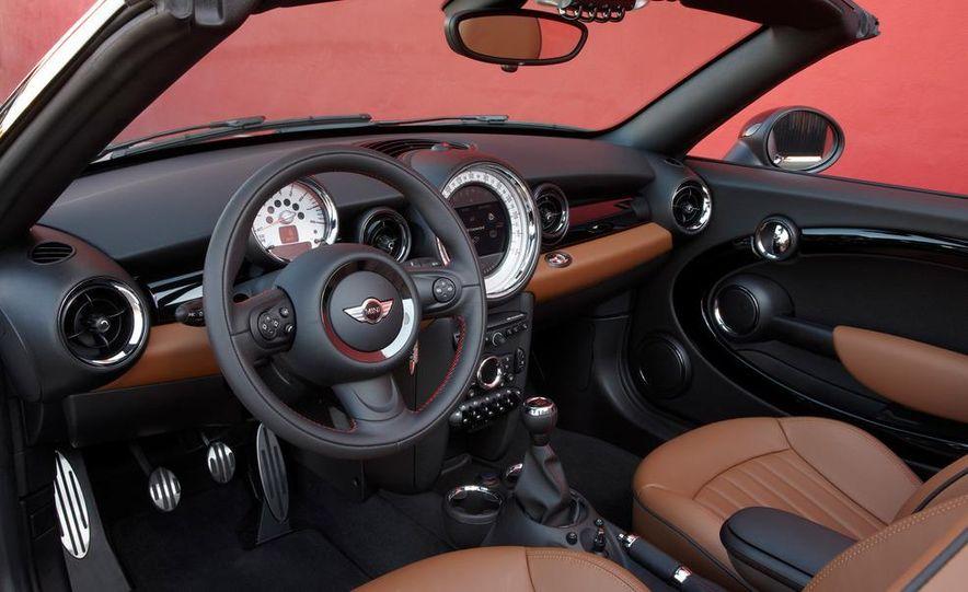 2012 Mini Cooper S Roadster - Slide 26