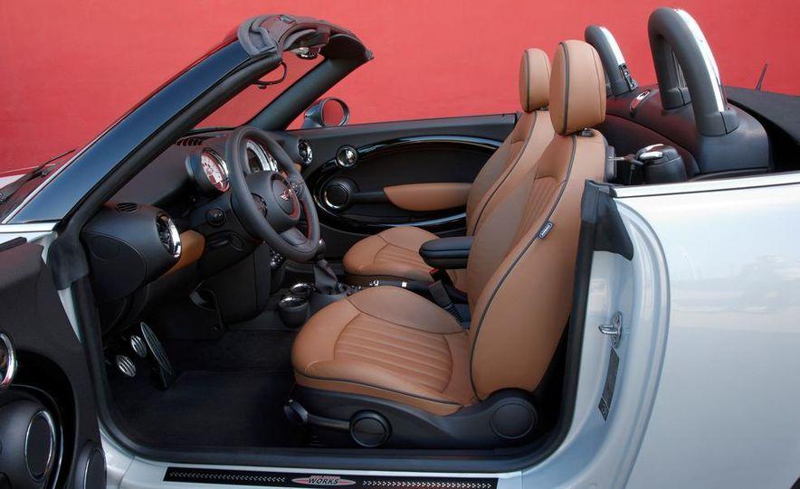 2012 Mini Cooper S Roadster - Slide 27