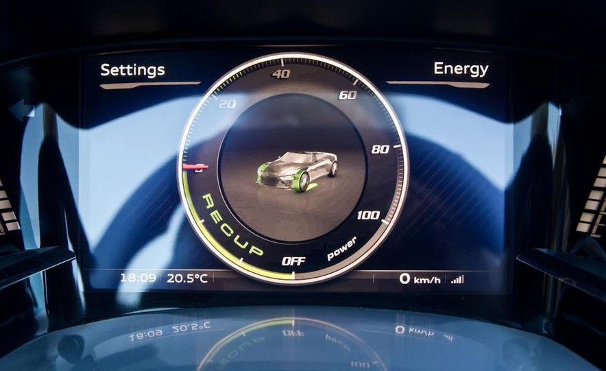 Audi e-tron Spyder concept - Slide 59